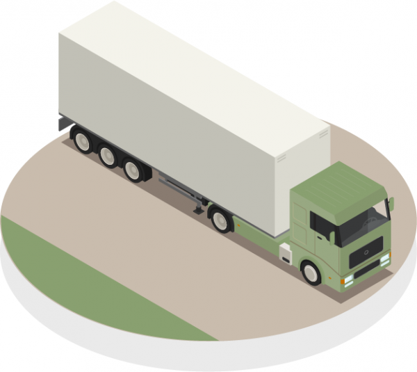 Land Transporte Ireda